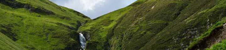 Grey Mare's Tail, Nature Reserve Nr Moffat