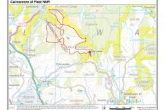 Cairnsmore of Fleet National Nature Reserve Site Map