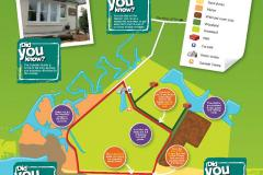 Mersehead RSPB nature reserve Site Map